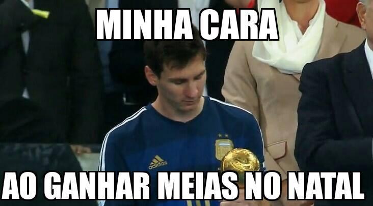 Messi triste