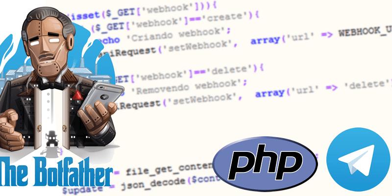 Como fazer um bot para o Telegram em PHP