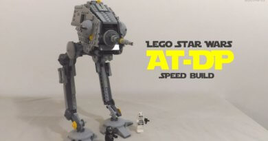Lego Star Wars AT-DP – Speed Build